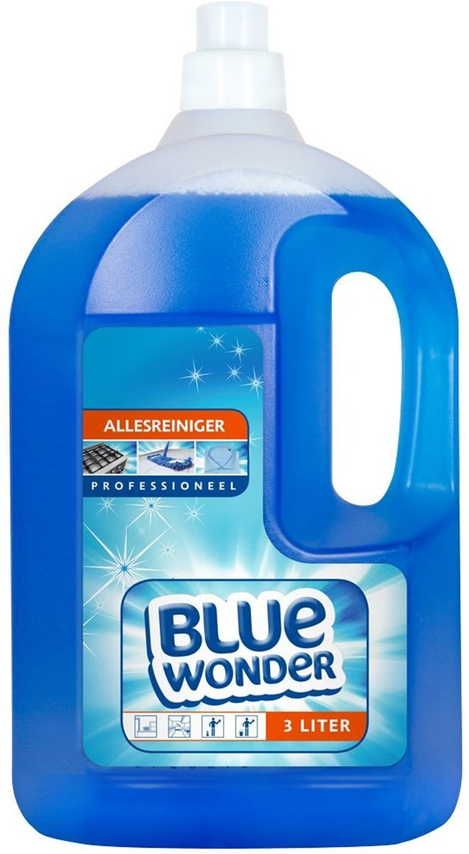 Blue Wonder Prof Allesreiniger 3000Ml