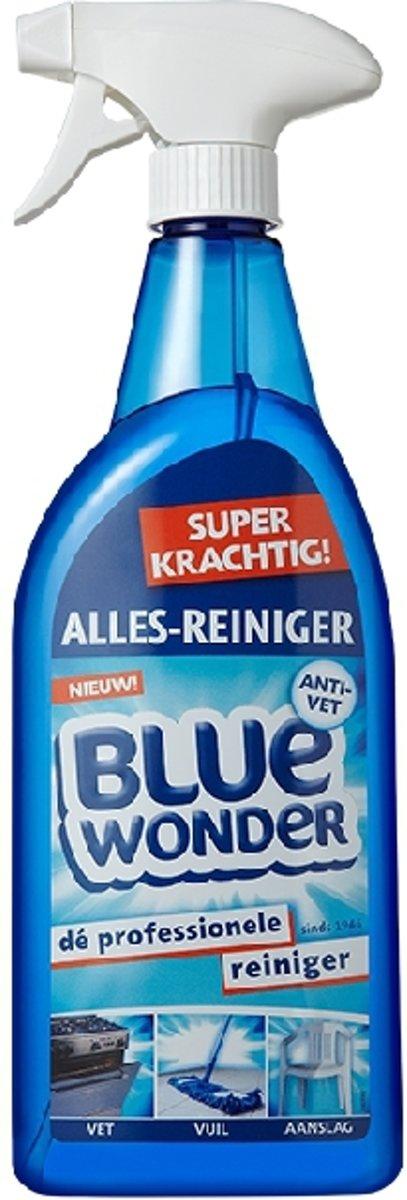 Blue Wonder Allesreiniger Spray 750ml