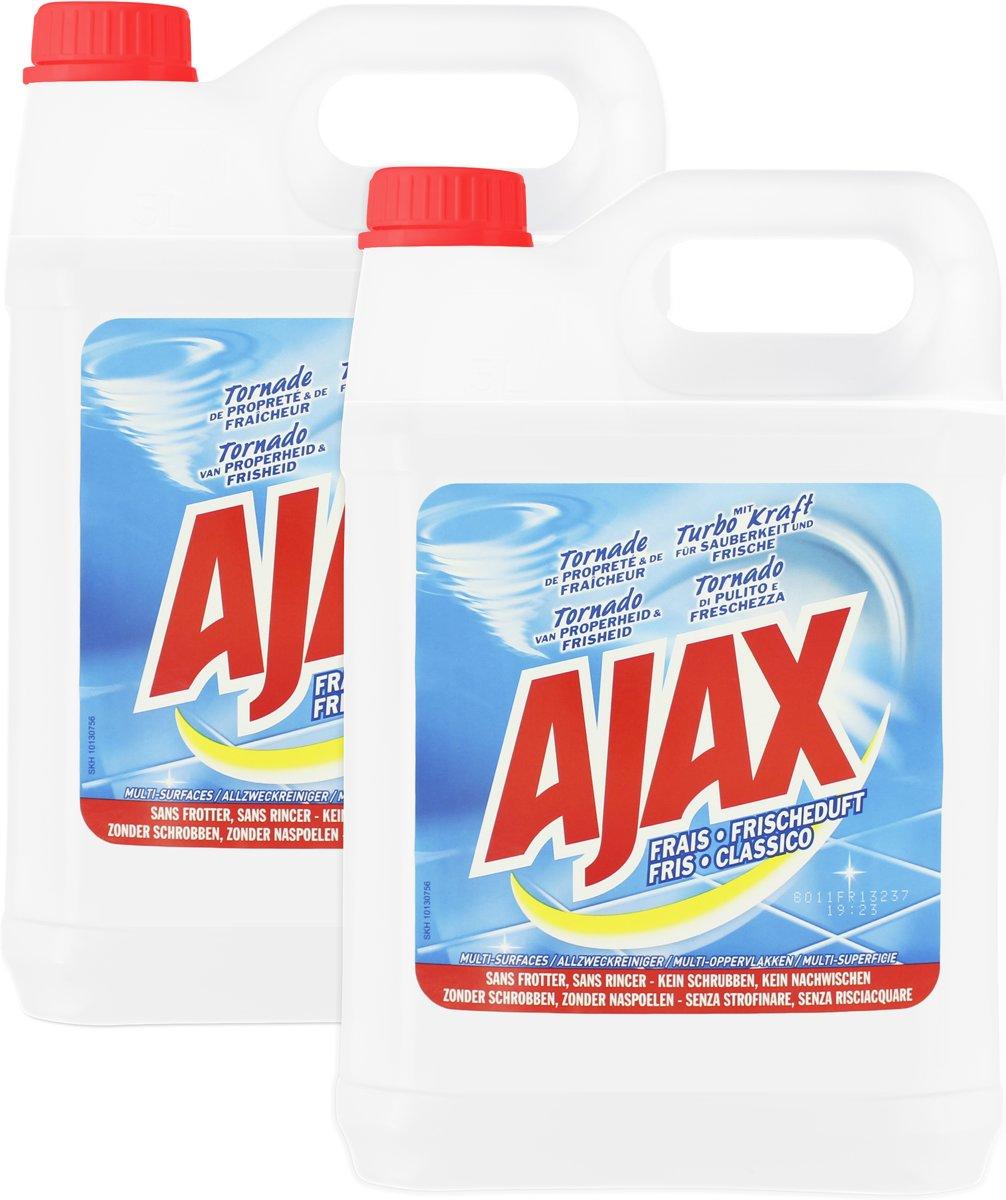 Ajax Fris allesreiniger 2 x 5L