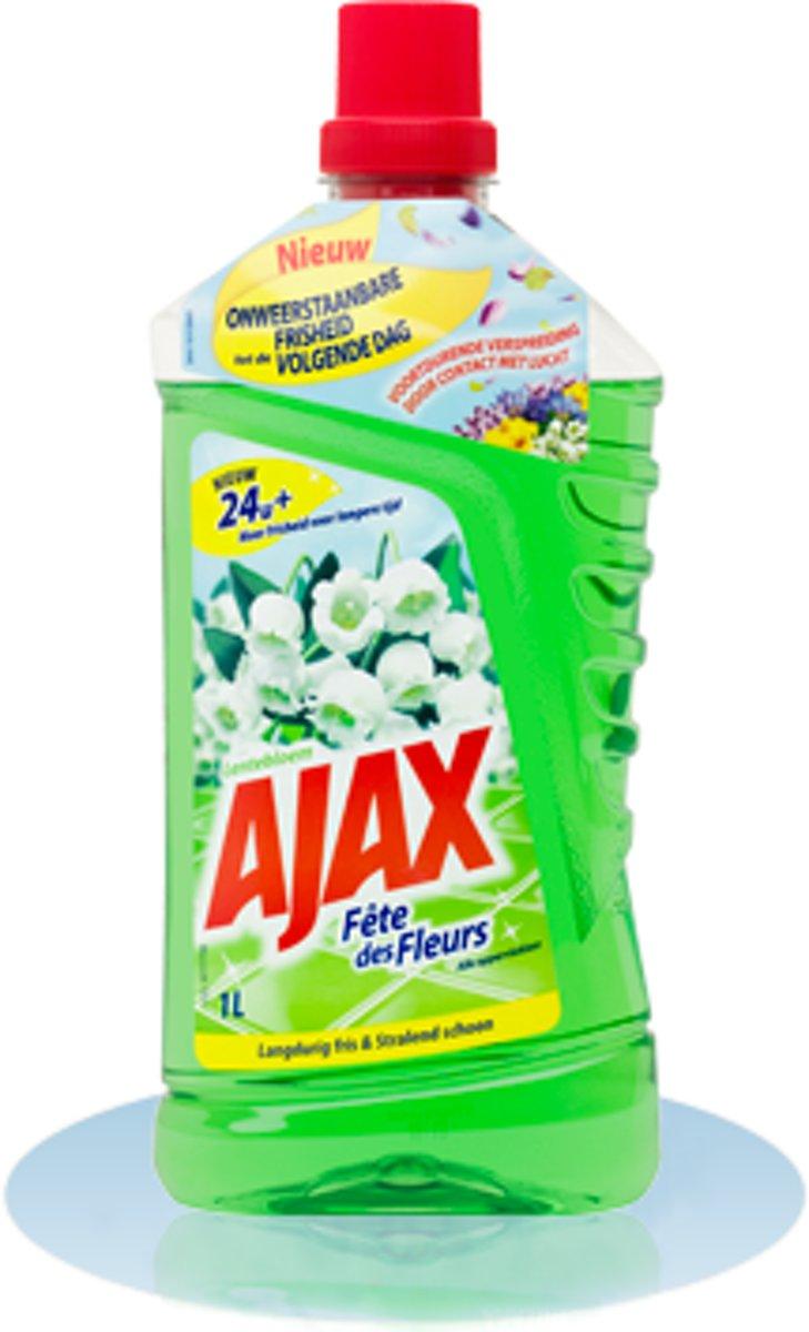 Ajax Bloemenfestival Allesreiniger 2l
