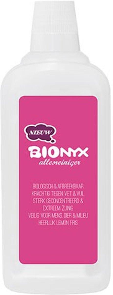Allesreiniger Bionyx 750 ml / 5 stuks