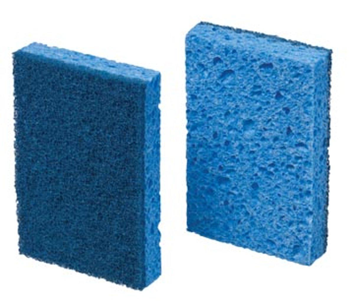 Scotch Brite spons 770 blauw pak van 10 stuks