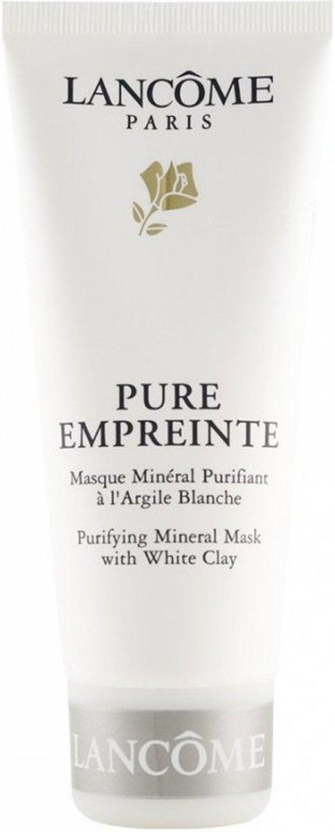 Lancome Pure Empreinte Gezichtsmasker - 100 ml