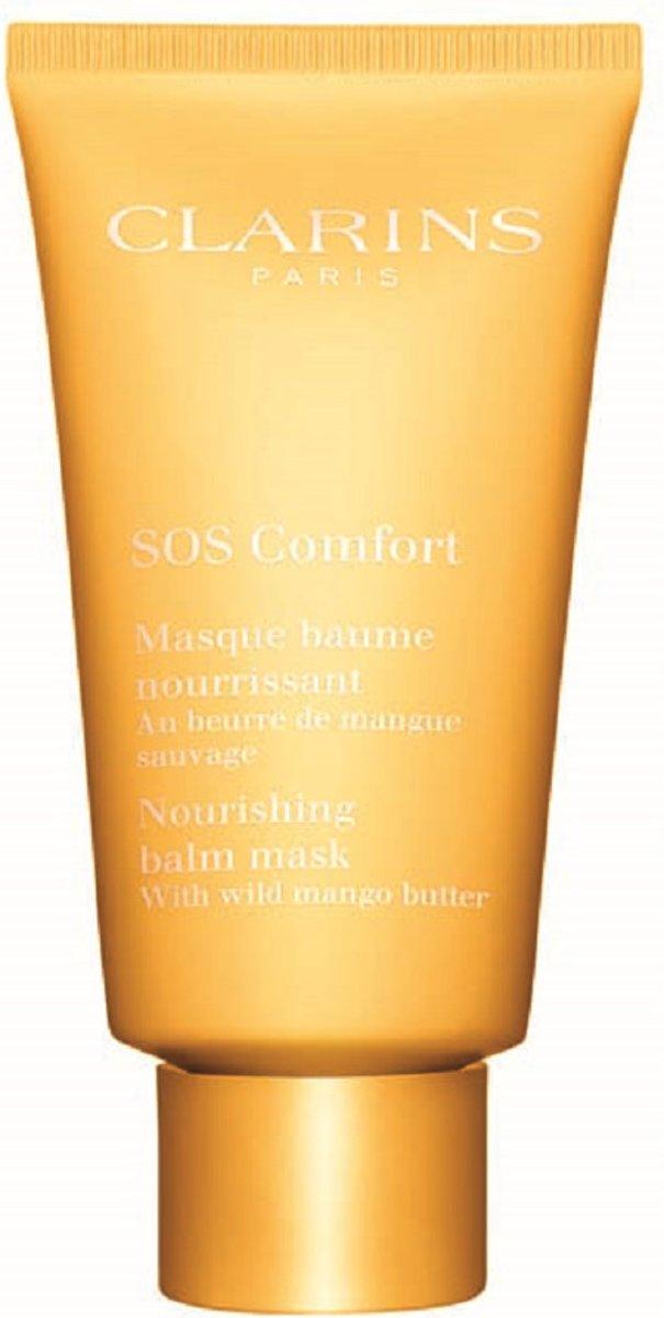 Clarins SOS Comfort Masque Masker - 75 ml - Gezichtsmasker