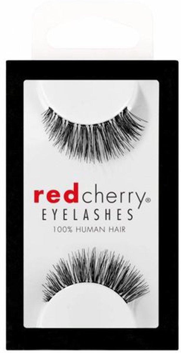 Red Cherry Eyelashes - Rumi