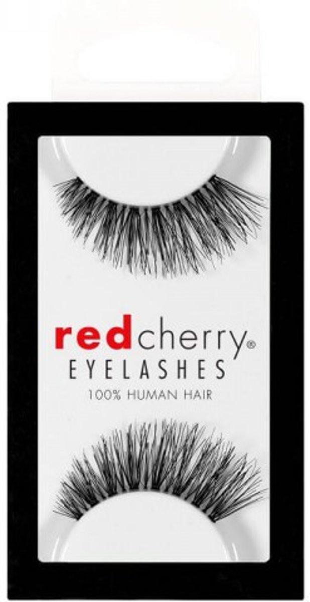 Red Cherry Eyelashes - Stevi