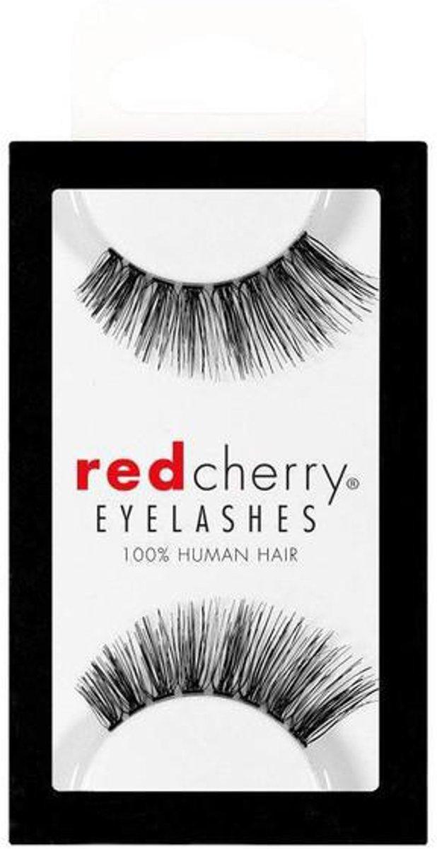 Red Cherry Eyelashes - Darla