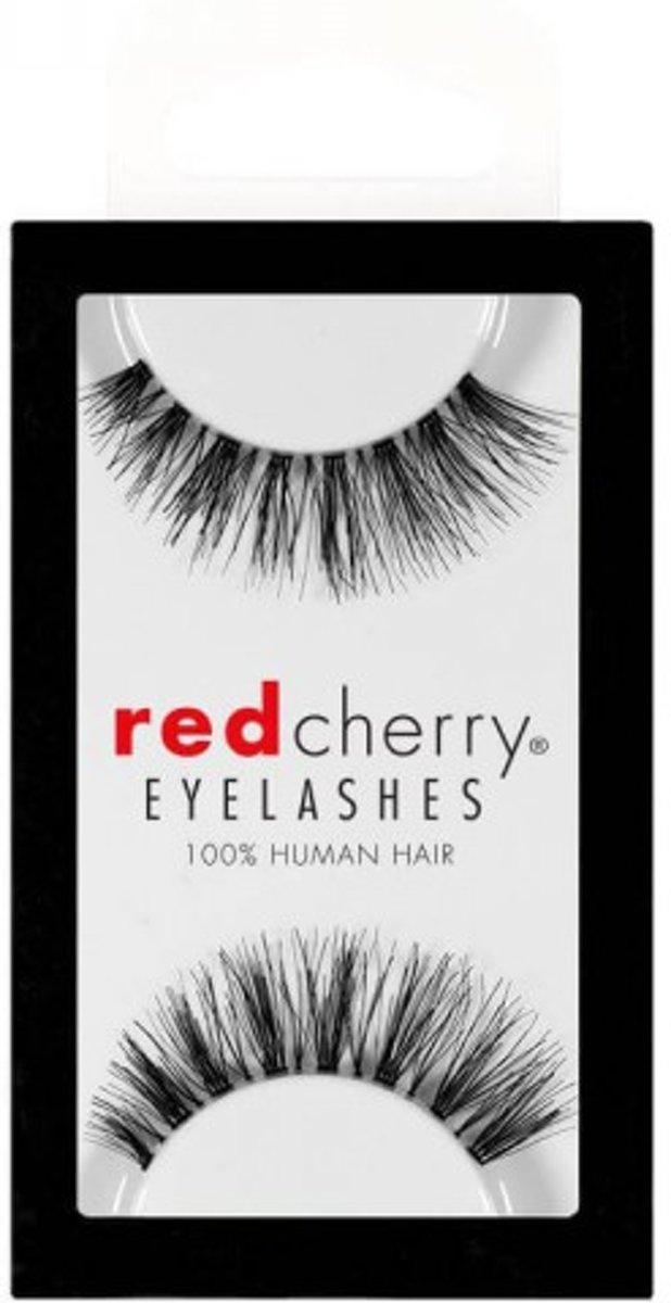 Red Cherry Eyelashes - Ivy