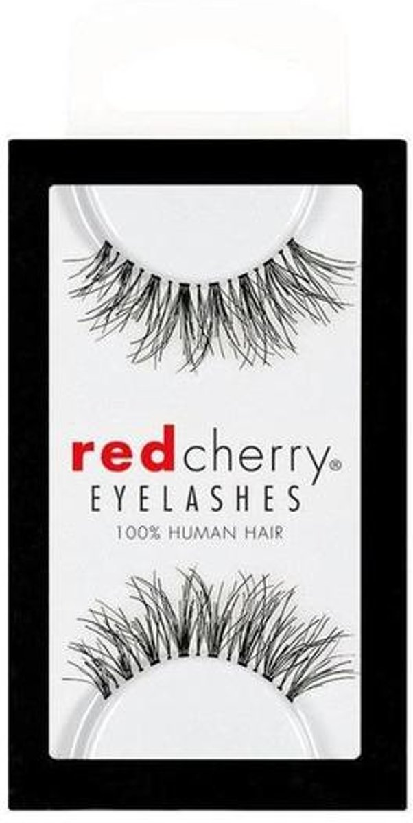 Red Cherry Eyelashes - Wispy