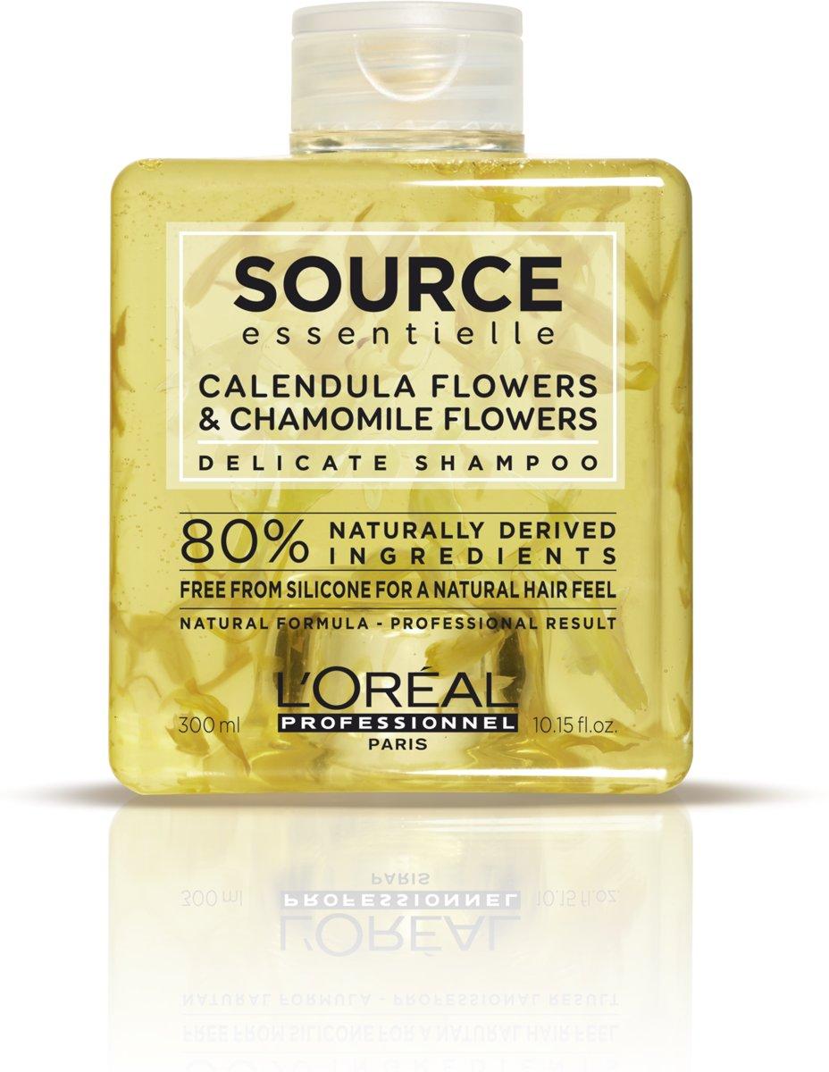 L'Oreal Professionnel Shampoo Source Essentielle Calendula & Chamomile Flowers