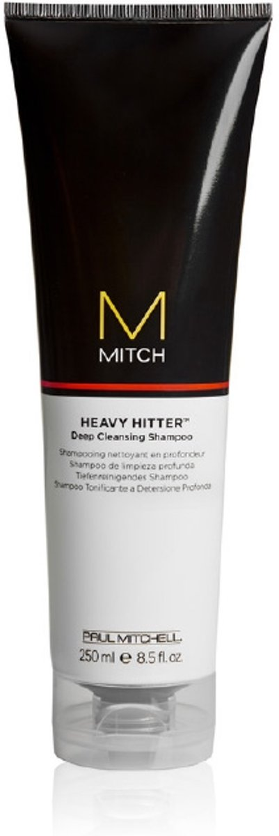 Paul Mitchell Heavy Hitter Unisex Voor consument Shampoo 250ml