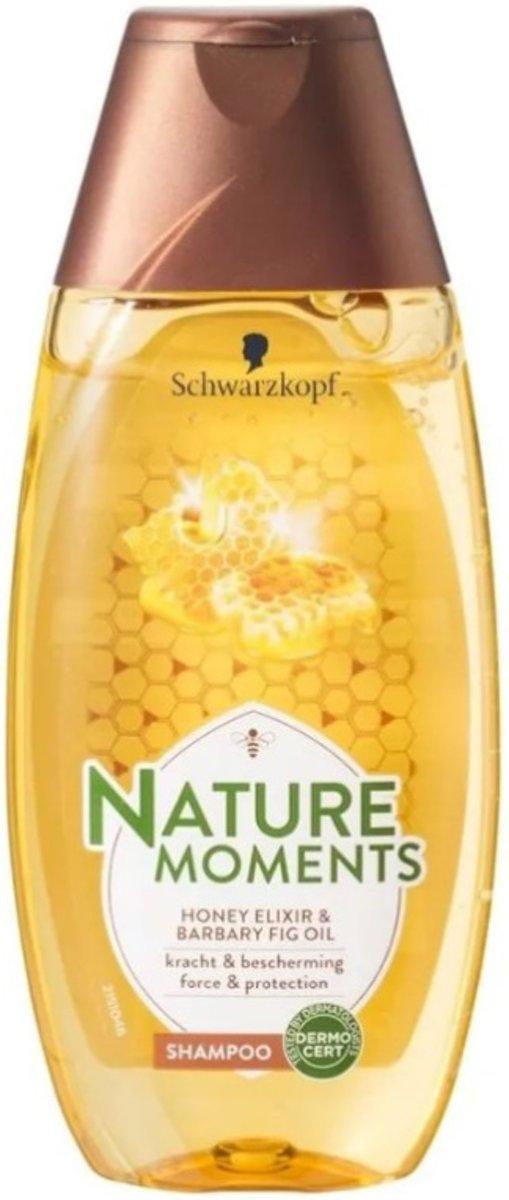 Schwarzkopf Nature Moments Shampoo Honey Elixer 250ml
