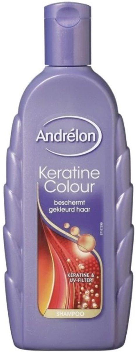 Andrelon Shampoo Keratine Colour 300ml