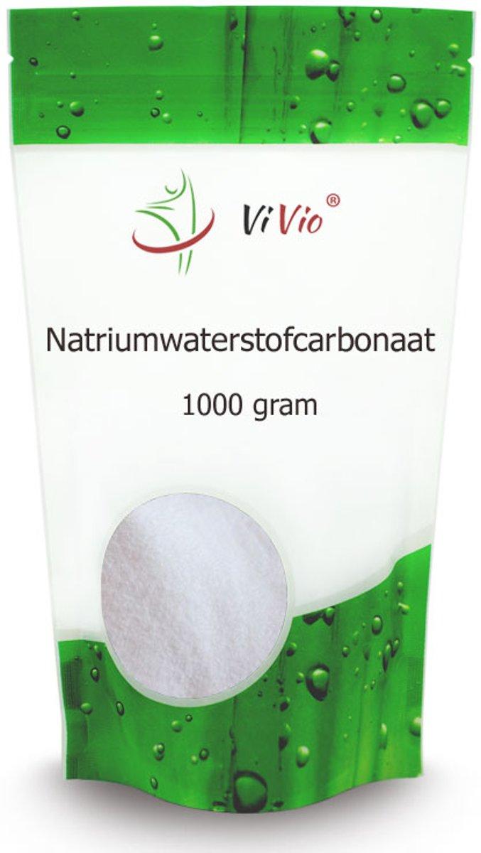 Natriumbicarbonaat (Natriumwaterstofcarbonaat) 1kg