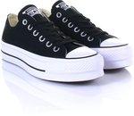 Converse Dames Sneakers Chuck Taylor Allstar Lift - Zwart - Maat 39