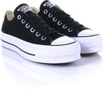 Converse Dames Sneakers Chuck Taylor Allstar Lift - Zwart - Maat 40