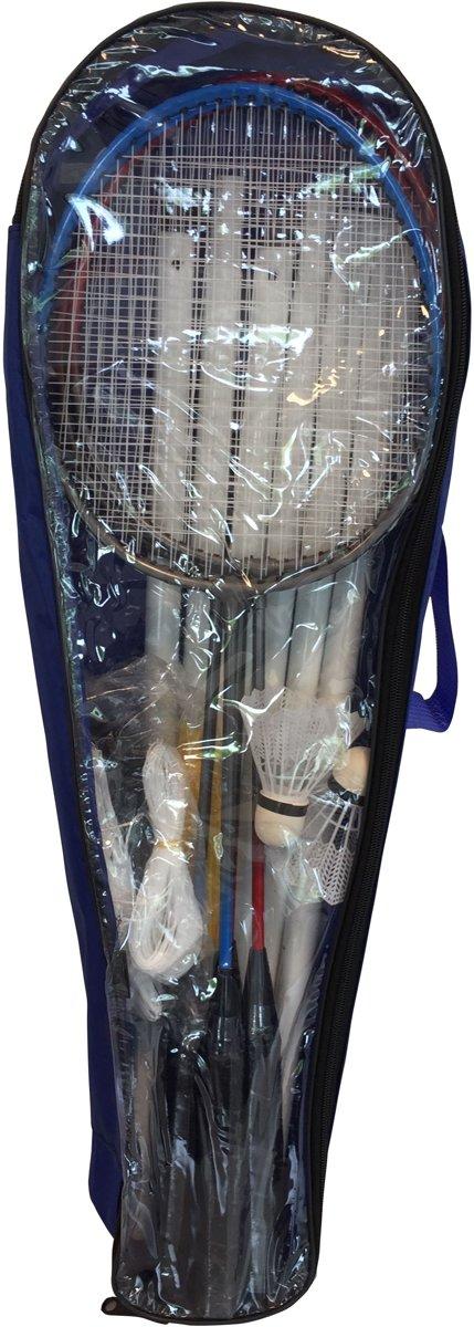 Badminton Set - Racket 19 Cm + Draagzak