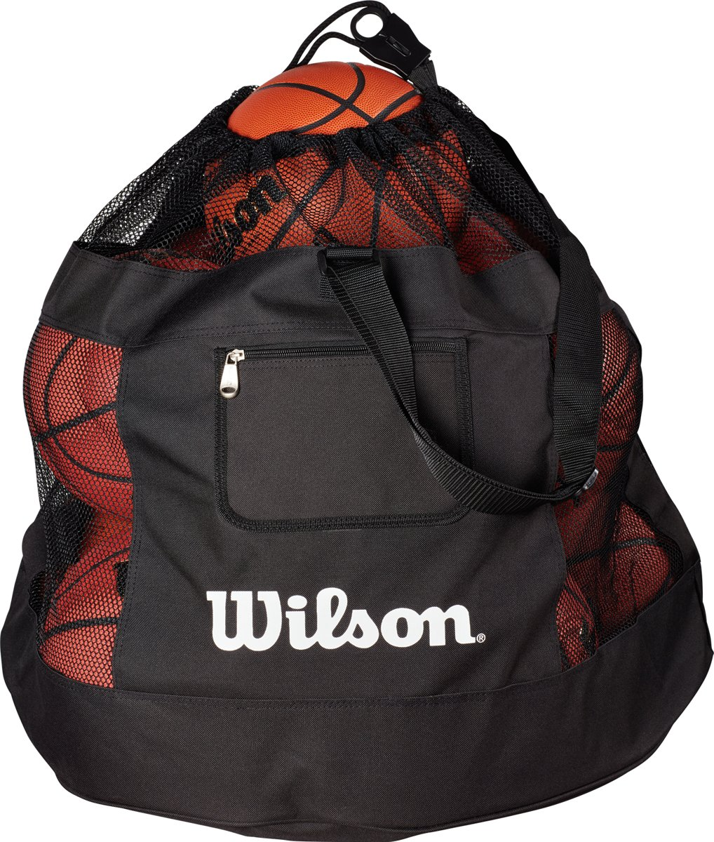 Wilson All Sports - Basketbaltas - Zwart
