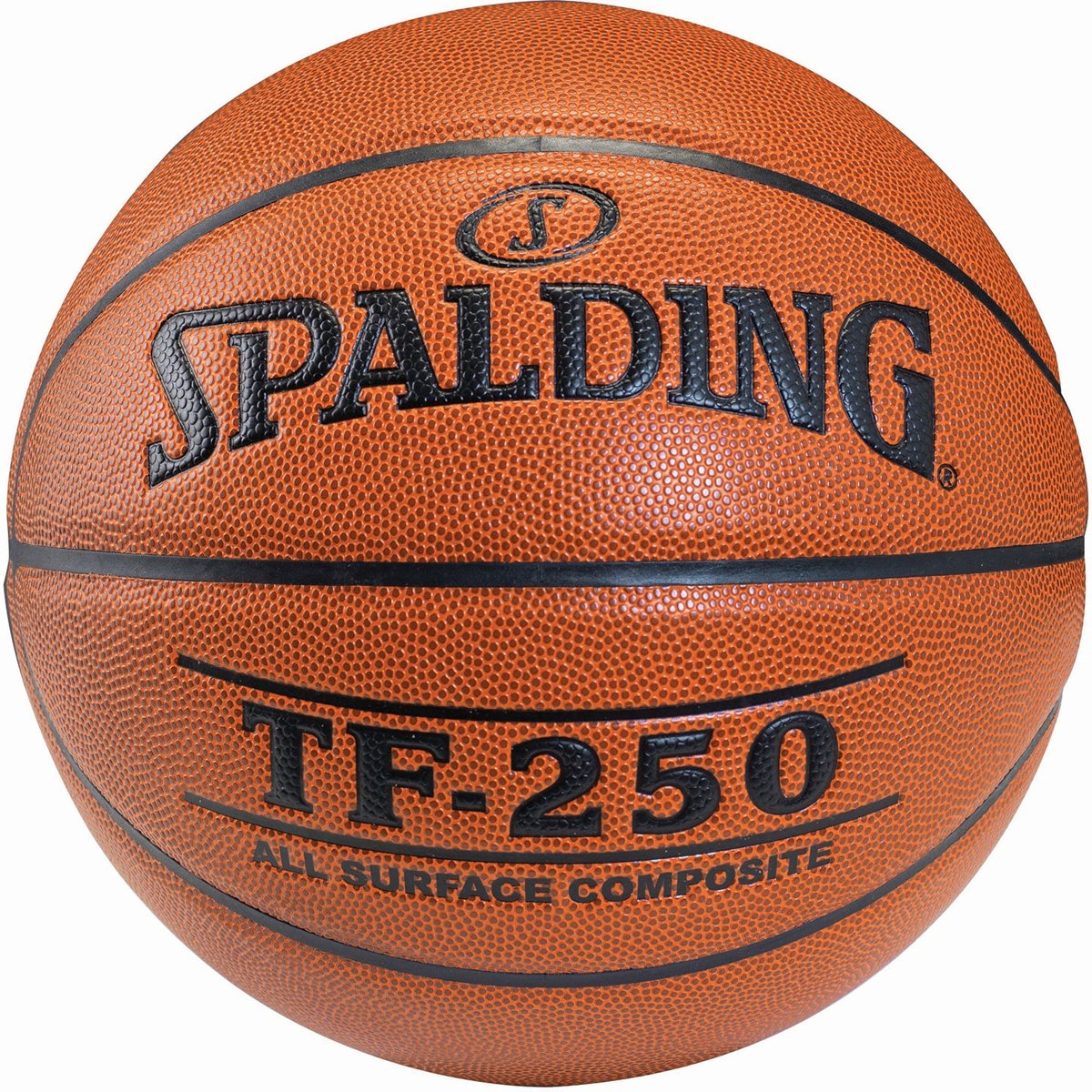 Spalding basketbal TF-250 - maat 7 - in- en outdoor