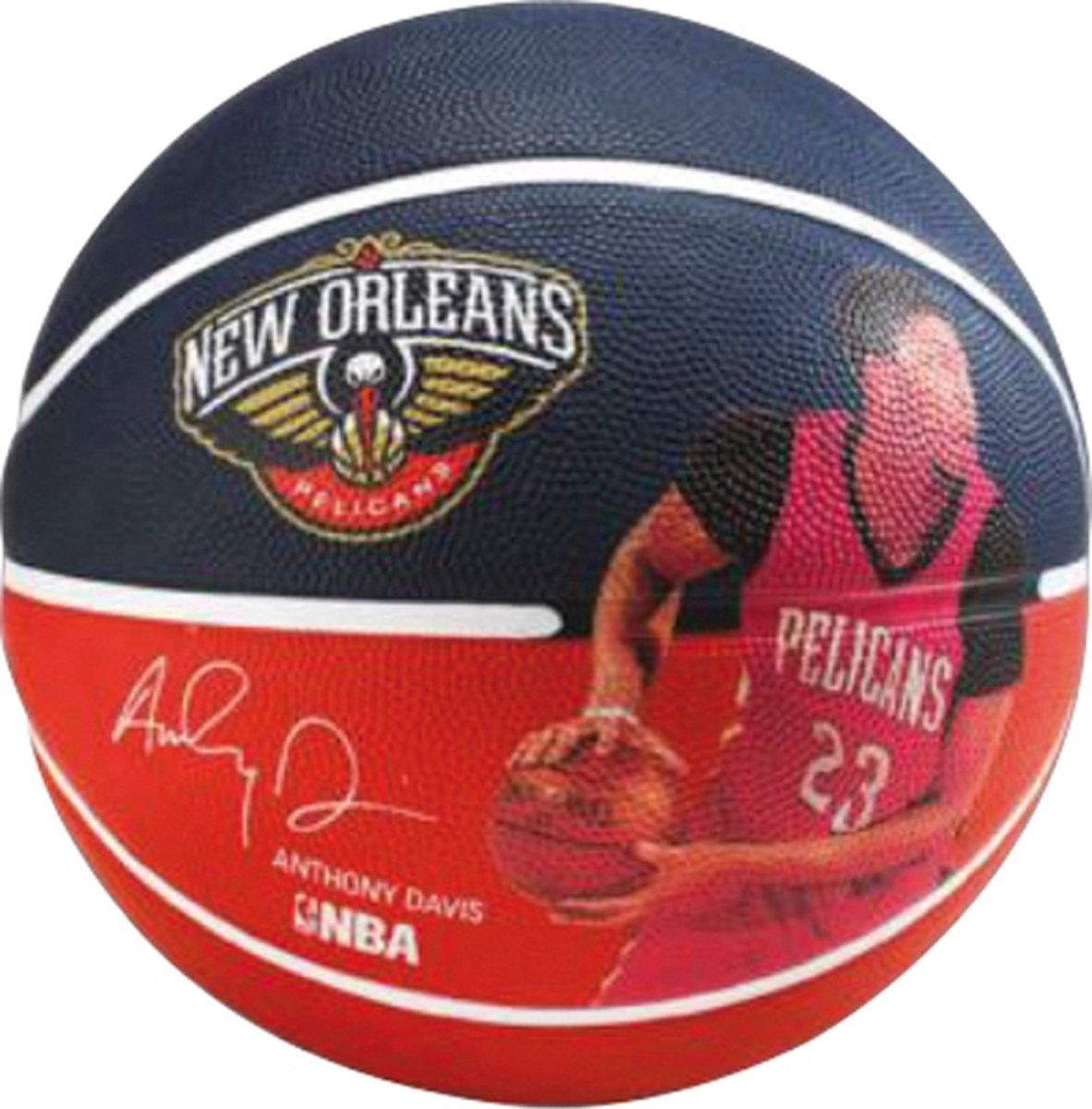Basketbal Spalding NBA Anthony Davis maat 7