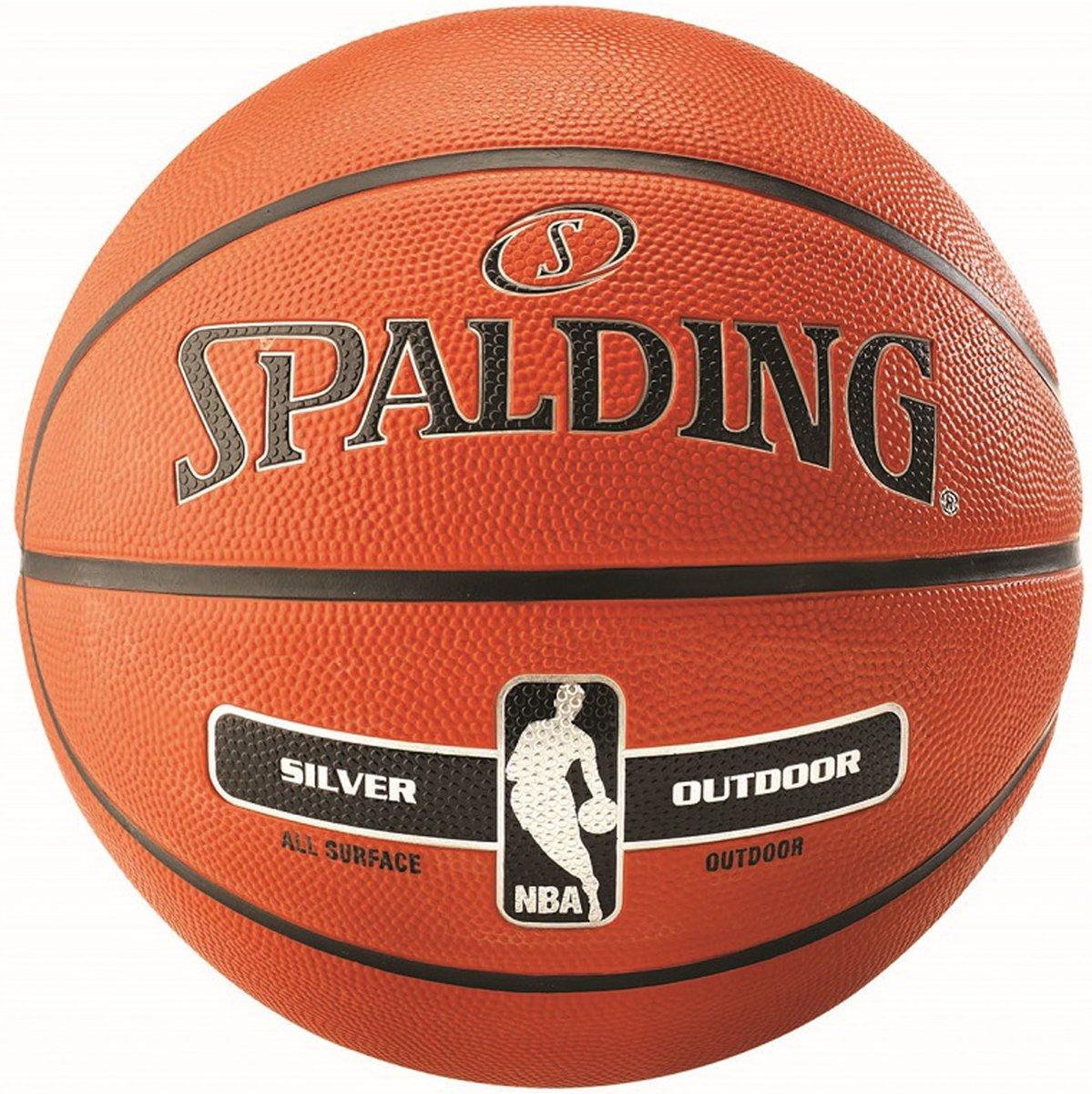 Spalding Basketbal NBA Silver - Maat 5 - Outdoor