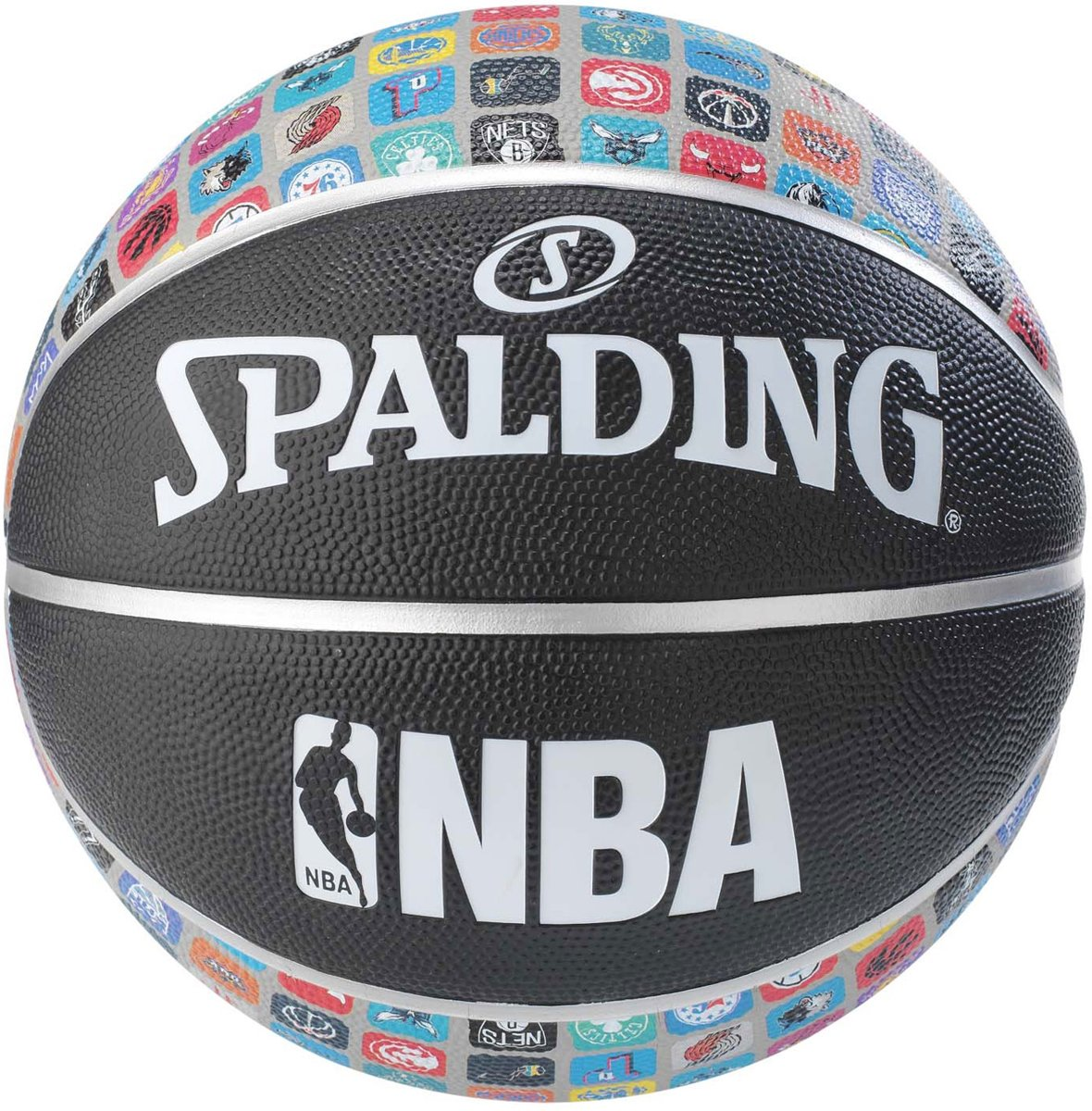 Spalding basketbal NBA Icons - Maat 7