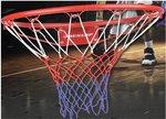 Dunlop Basketbalring Met Net 45 Cm Oranje
