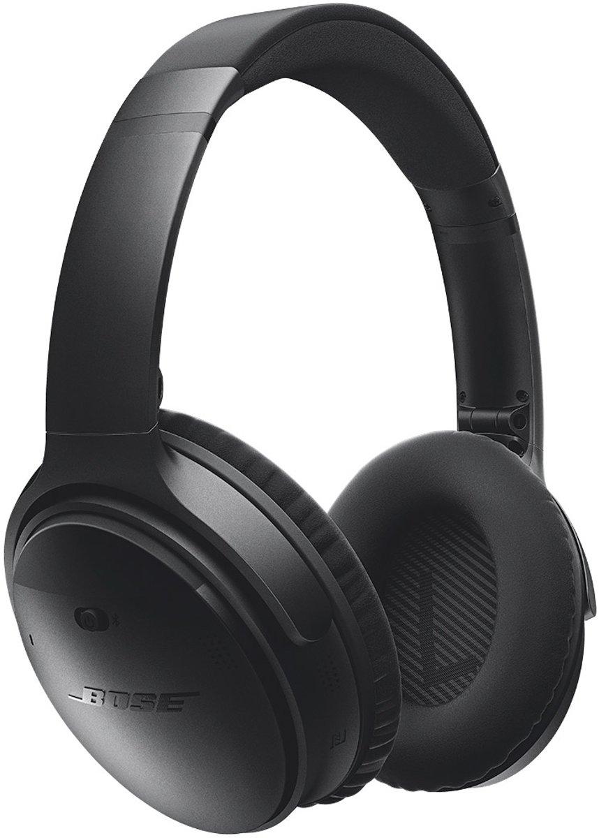 Bose QuietComfort 35 - Draadloze koptelefoon - Zwart