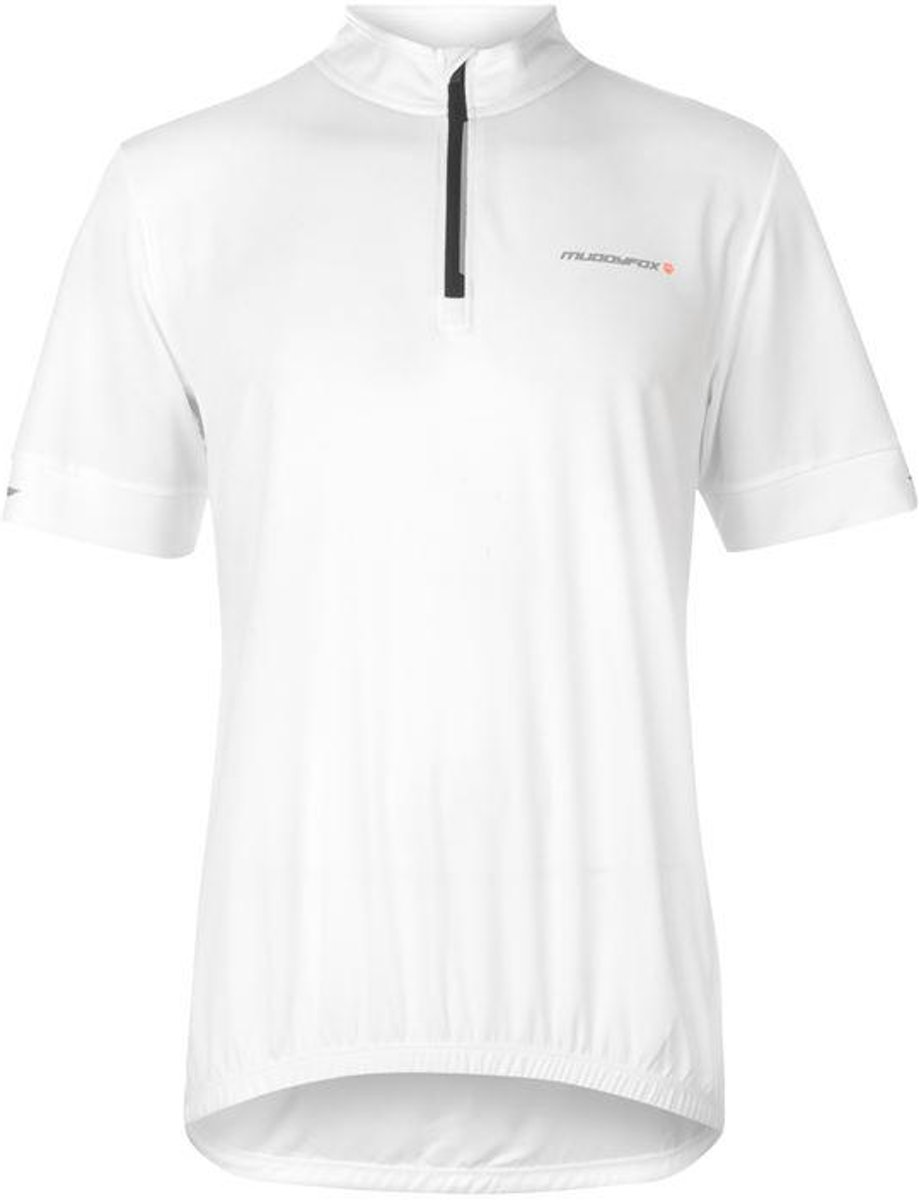 Muddyfox Fietsshirt - Maat XL - Heren - Wit