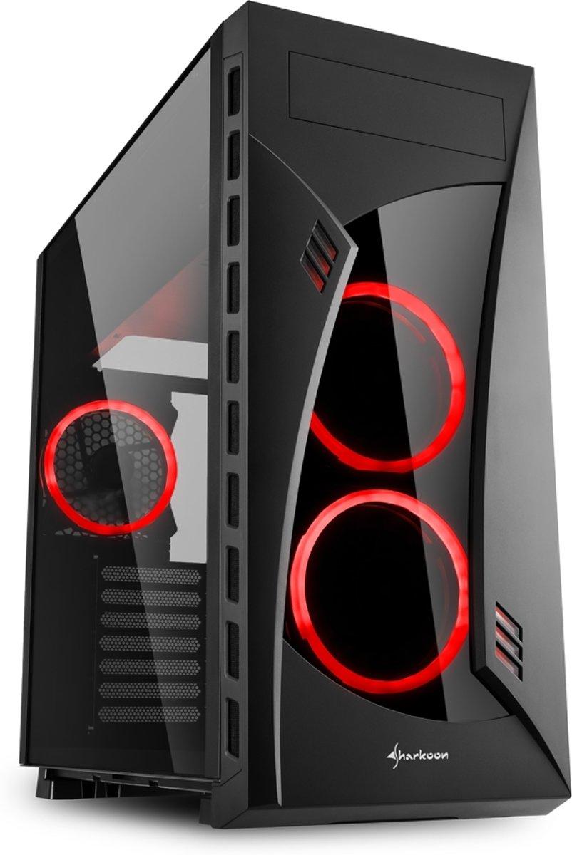 Provonto? High-End Game PC [Ryzen 5 2600, AMD Radeon RX 5700 8GB, 16GB RAM] Windows 10 Desktop Gaming Computer