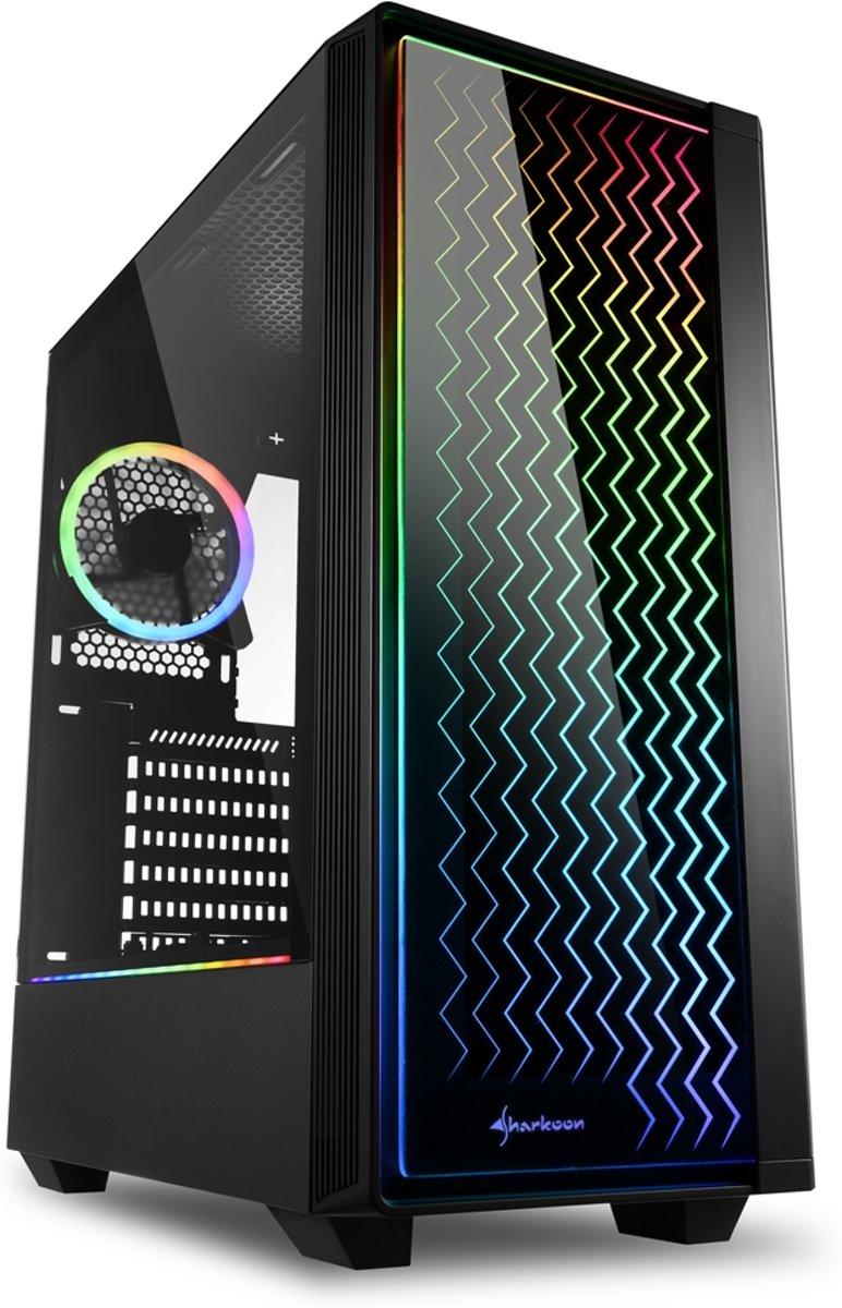 Provonto? Mid-Range Desktop Game PC [AMD Ryzen 2400G, AMD Radeon RX 570 8GB, 16GB RAM] Windows 10 Gaming Computer