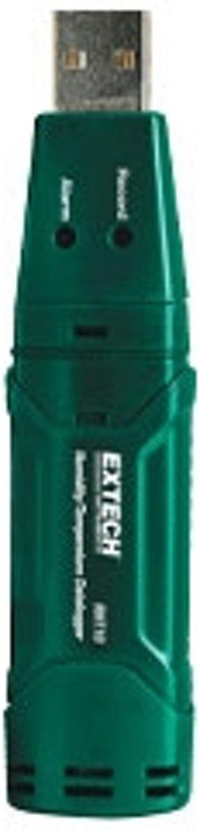 Extech RHT10: Vochtigheids- en thermometer met USB datalogger