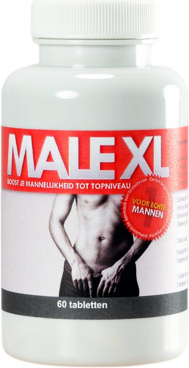 Male Xl 60tabl