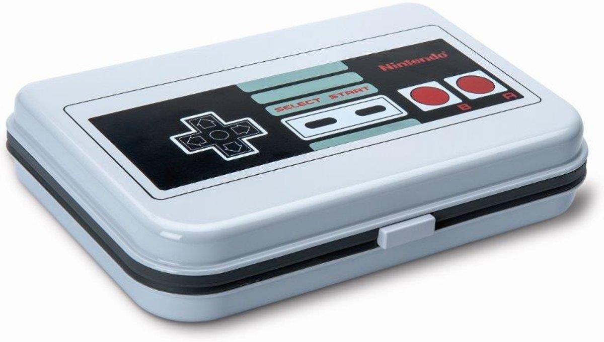 PowerA Retro Game Vault Buidelzak Nintendo Vezelversterkte kunststof Wit