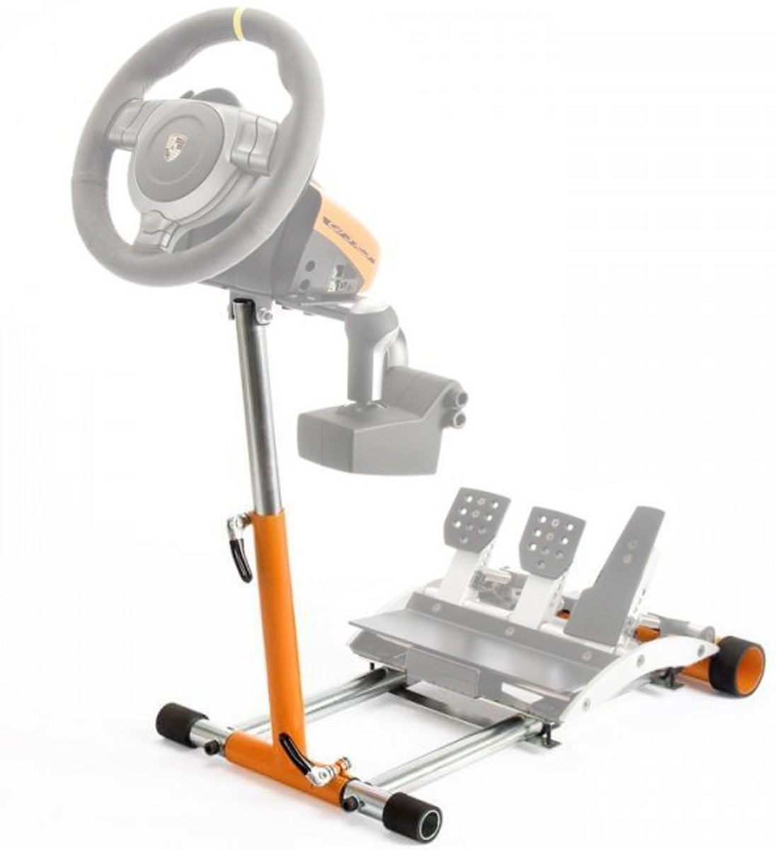 Wheel Stand Pro voor Porsche GT3 / CSR /CSP Race Stuur - DELUXE- V2 (Zonder stuur, pedalen en schakelpook)