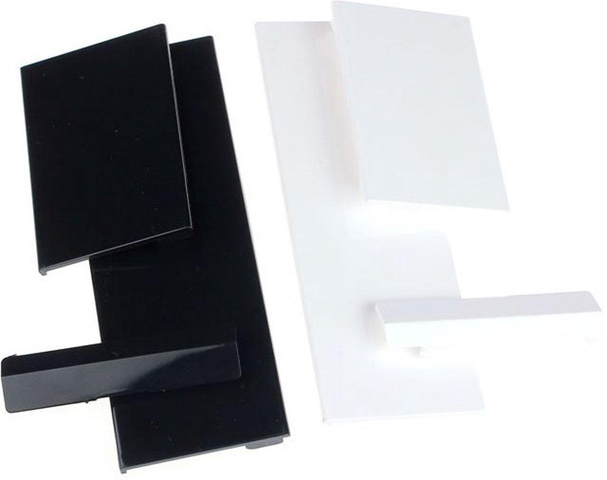 Wii Vervangende Kleppen Zwart