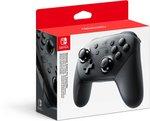 Nintendo Pro Controller - Zwart - Switch