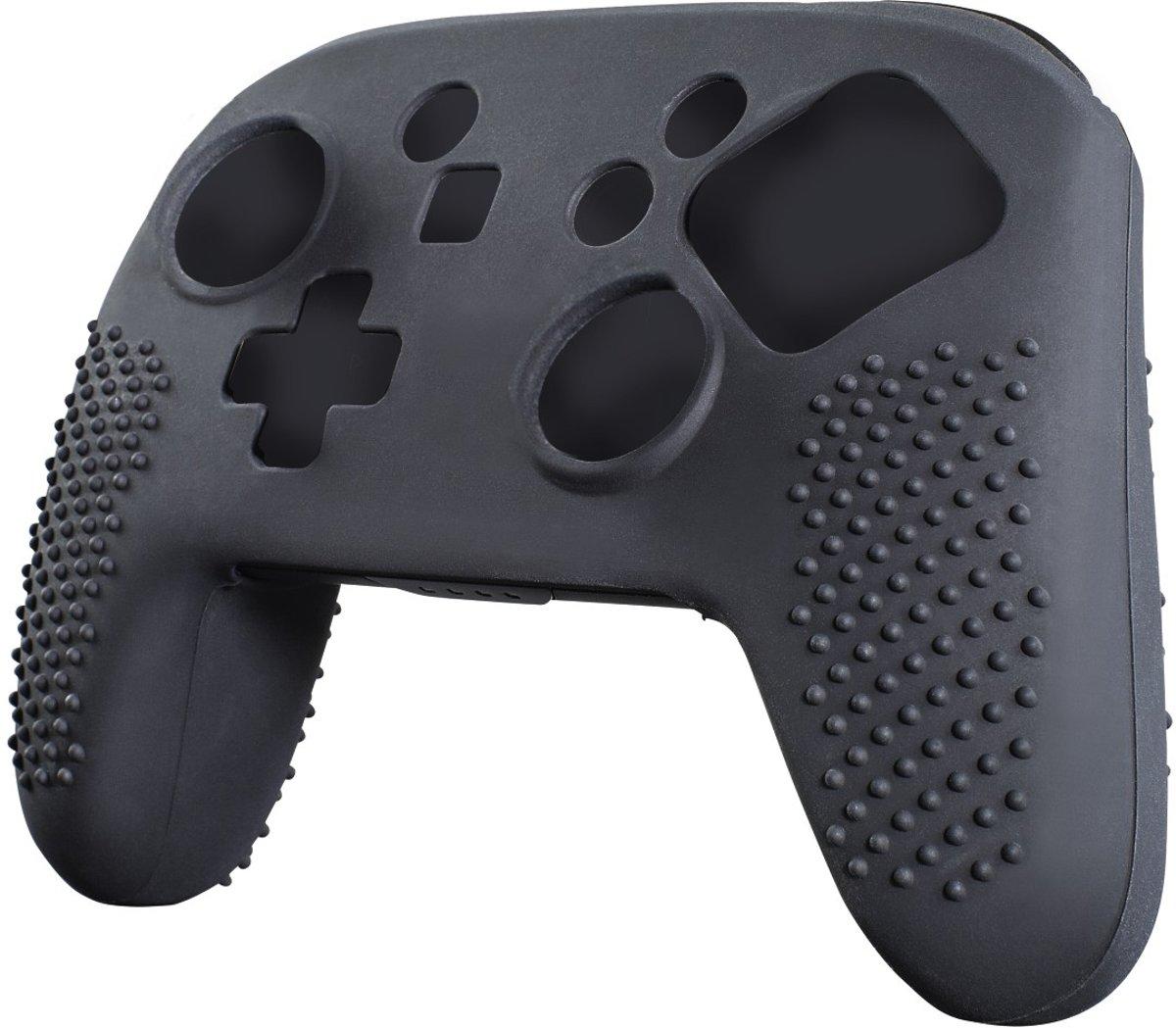 Hama 7in1-accessoire-pakket voor Nintendo Switch Pro Controller, zwart