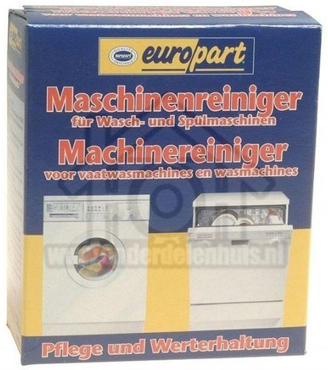 Machine reiniger