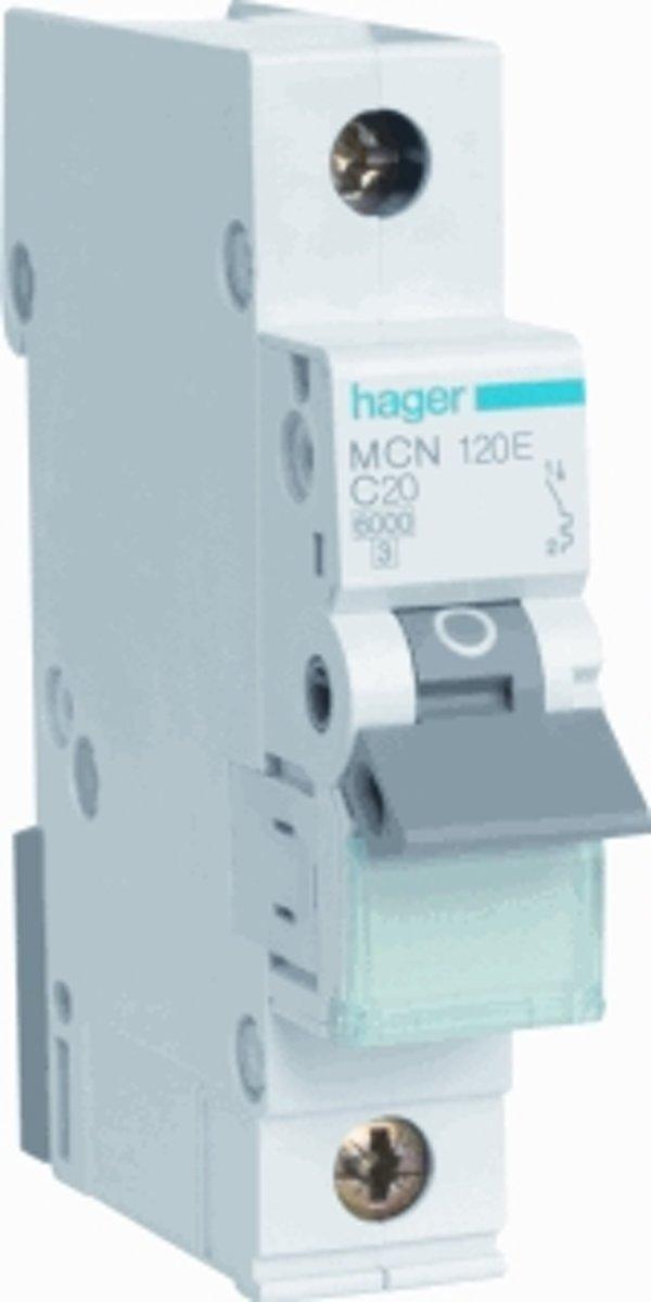 HGR INSTAUTOM 1P/20A MCN120E