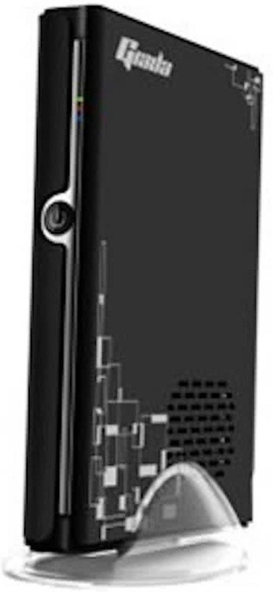 Giada i39 2 GHz Intel? Celeron? J1900 Zwart USFF Mini PC