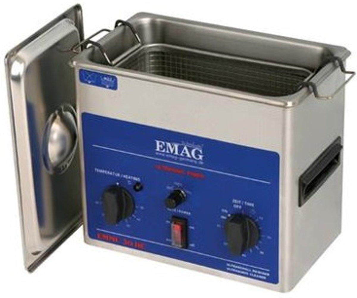 Emag Emmi 30HC ? 3 liter ultrasoon reiniger
