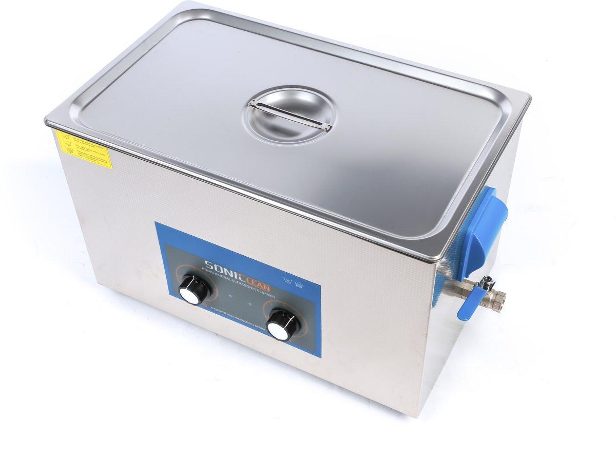 SonicClean ultrasoon reiniger ultrasone reiniger 20L met 500W verwarmingsvermogen