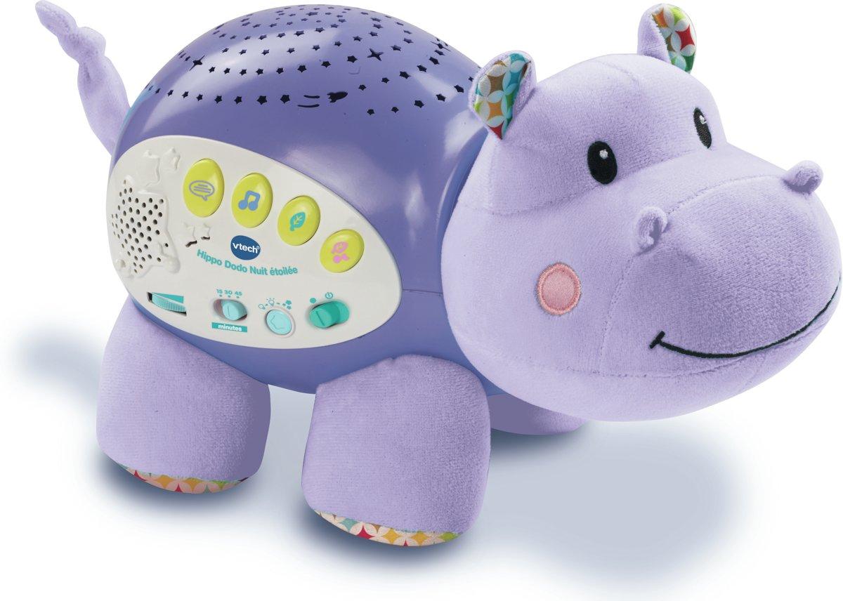 VTech Hippo Dodo Nuit Etoil?e interactief speelgoed( frans talig) verpakt in folie