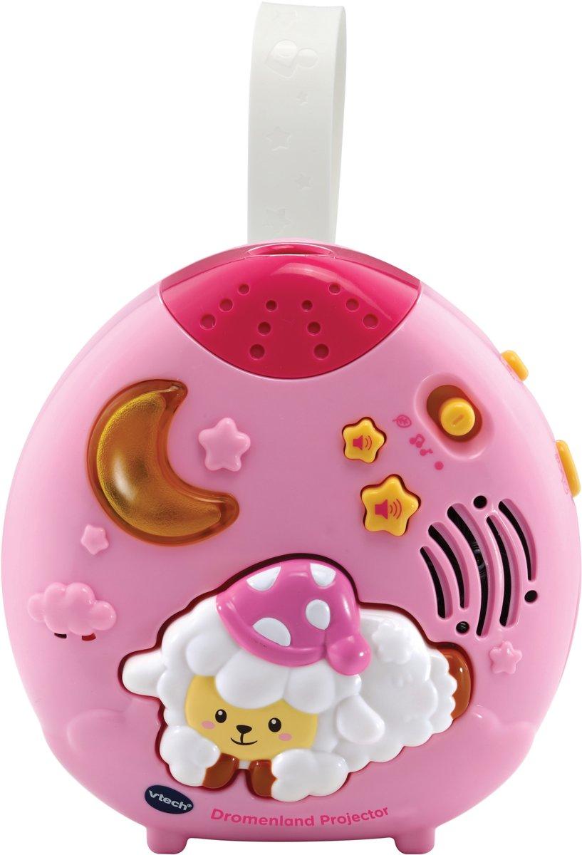 VTech Baby Dromenland Projector roze - Babyprojector