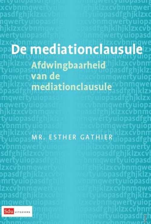 De mediationclausule
