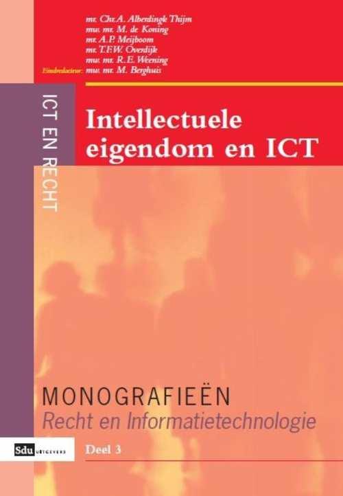 Intellectuele eigendom en ICT
