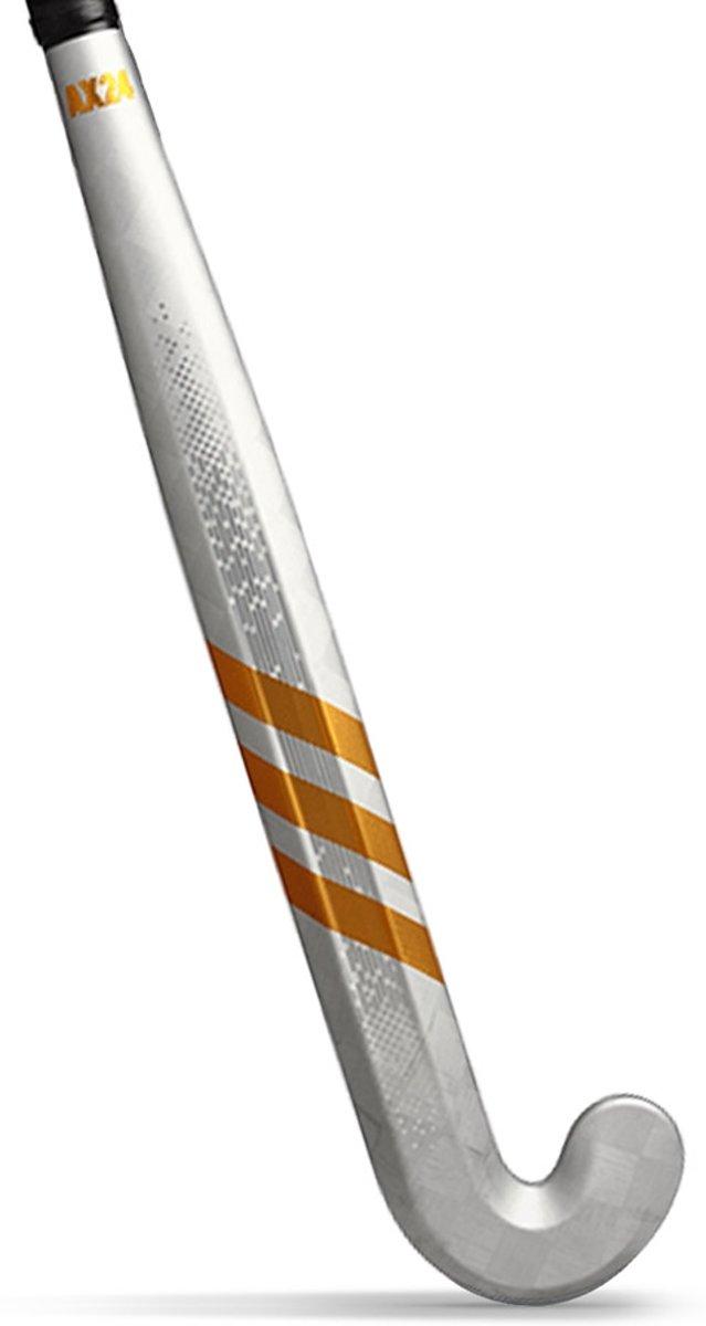 adidas AX24 Kromaskin Hockeystick - Sticks  - grijs - 36.5
