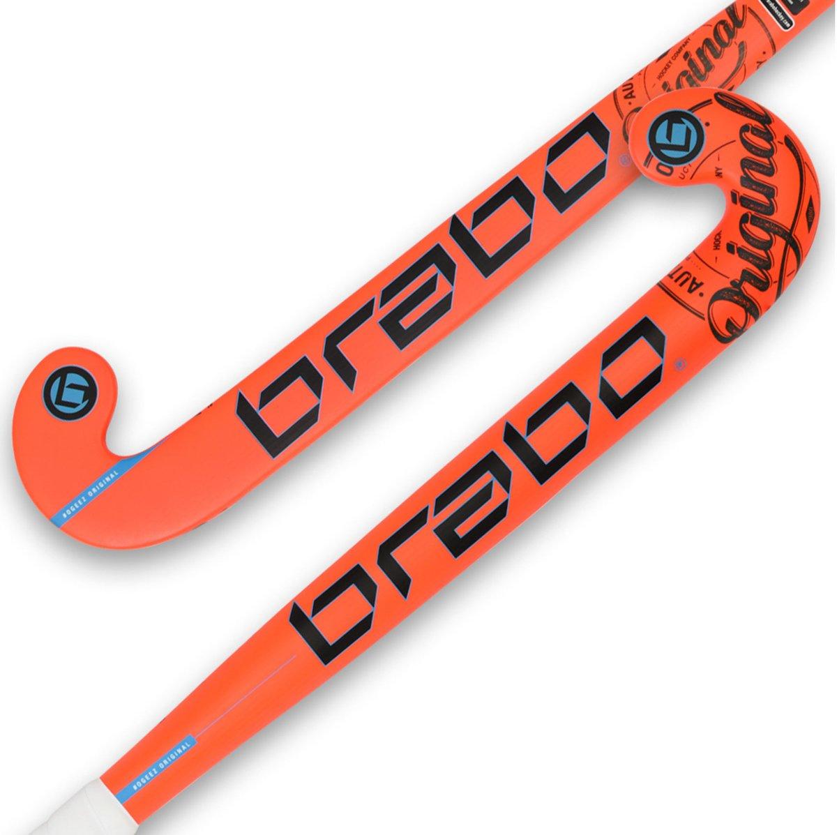 Brabo HockeystickKinderen - oranje/blauw