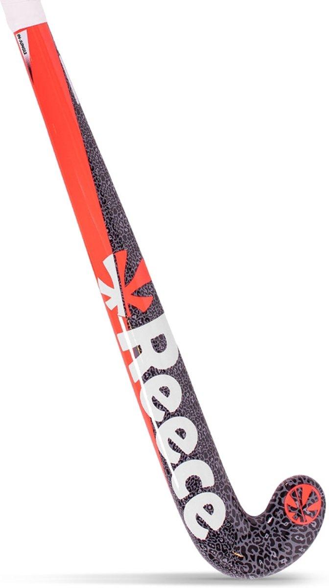 Reece Jungle Indoor Hockeystick - Sticks  - zwart - 34